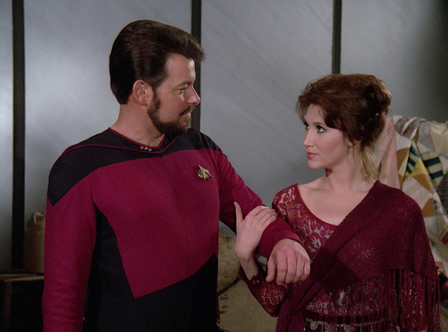 Star Trek - The Next Generation - saison 2 - 46