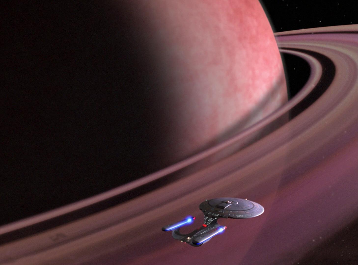 Star Trek - The Next Generation - saison 2 - 47