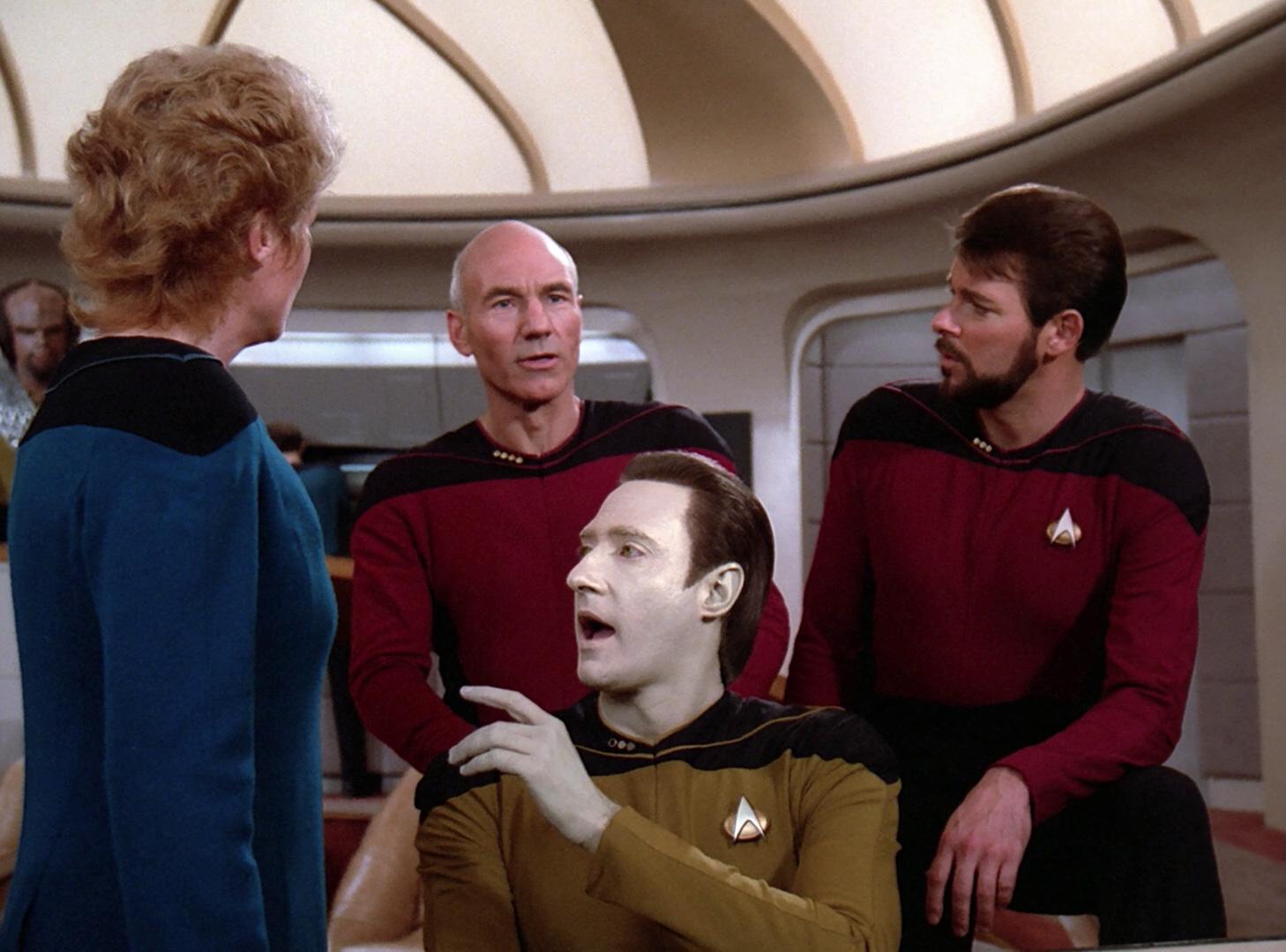 Star Trek - The Next Generation - saison 2 - 49