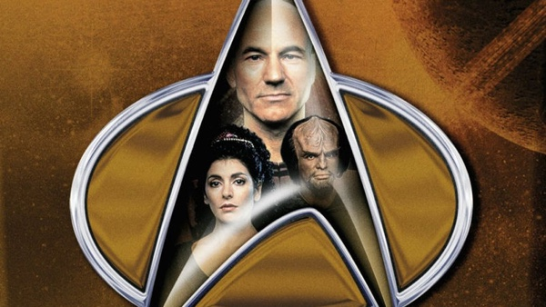 Star Trek - The Next Generation - saison 2 - une