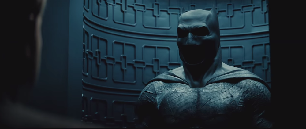 Batman v Superman - 1