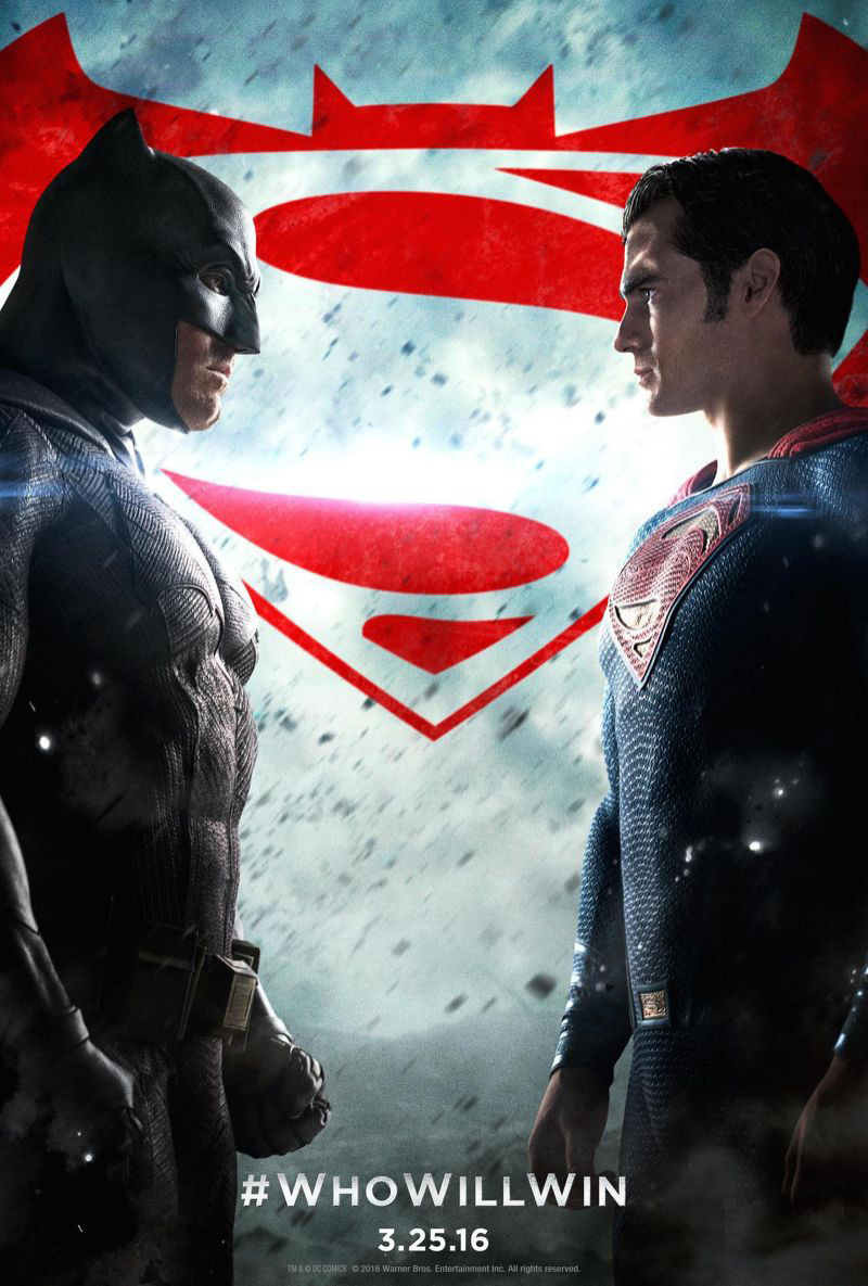 Batman v Superman - affiche