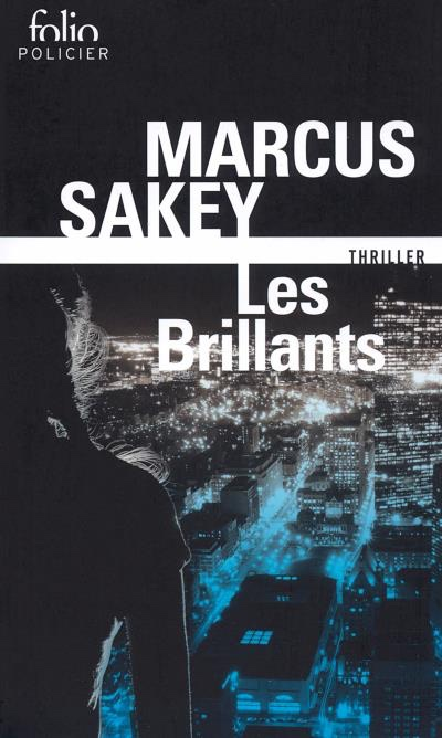 Les Brillants - Sakey - couverture