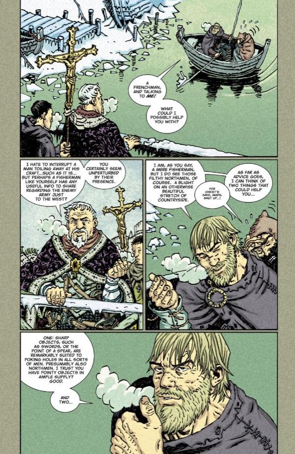 Northlanders tome 3 - 25