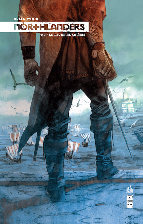 Northlanders tome 3 - couverture