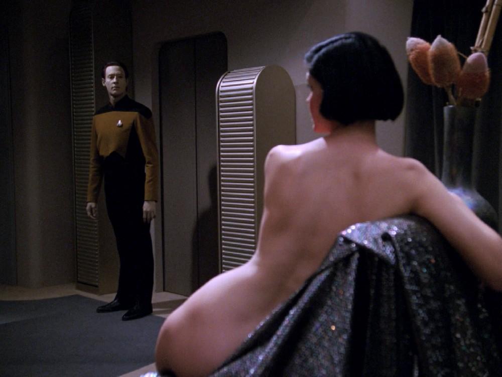 Star Trek - The Next Generation - saison 3 - 01