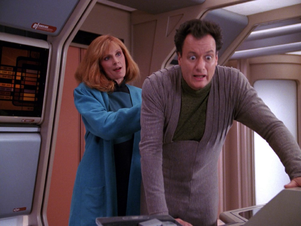 Star Trek - The Next Generation - saison 3 - 07