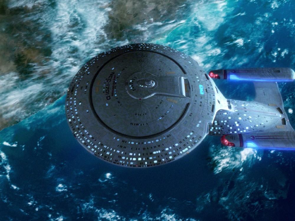 Star Trek - The Next Generation - saison 3 - 08