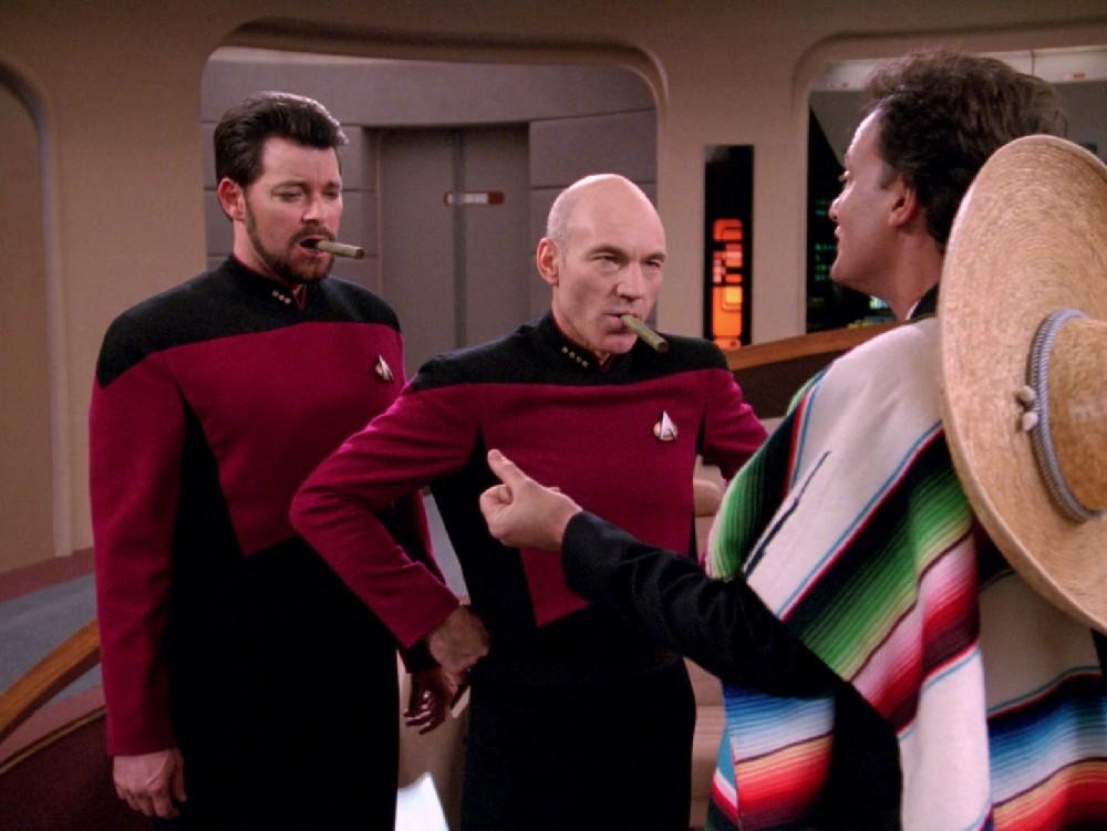 Star Trek - The Next Generation - saison 3 - 13