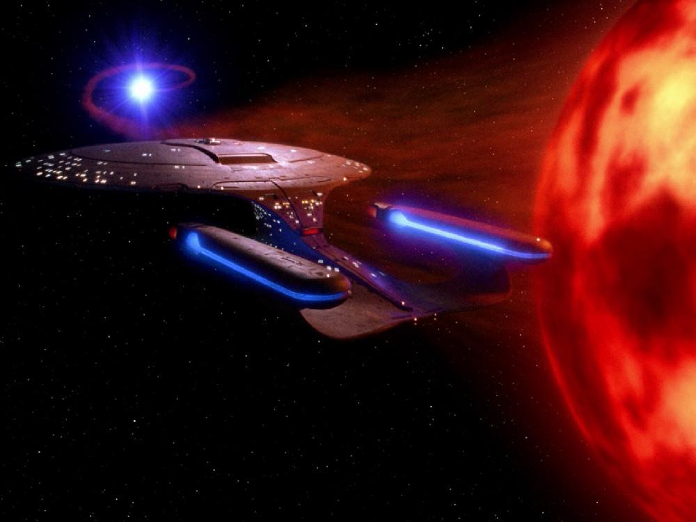 Star Trek - The Next Generation - saison 3 - 16