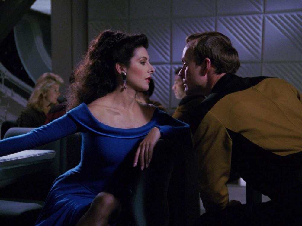 Star Trek - The Next Generation - saison 3 - 17