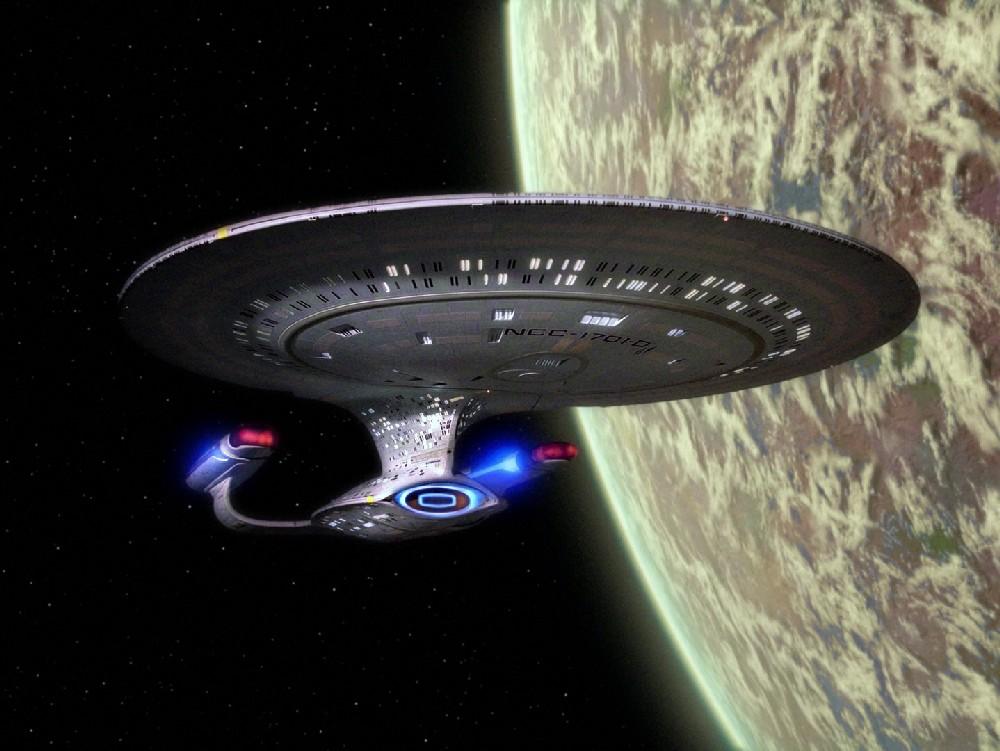 Star Trek - The Next Generation - saison 3 - 18
