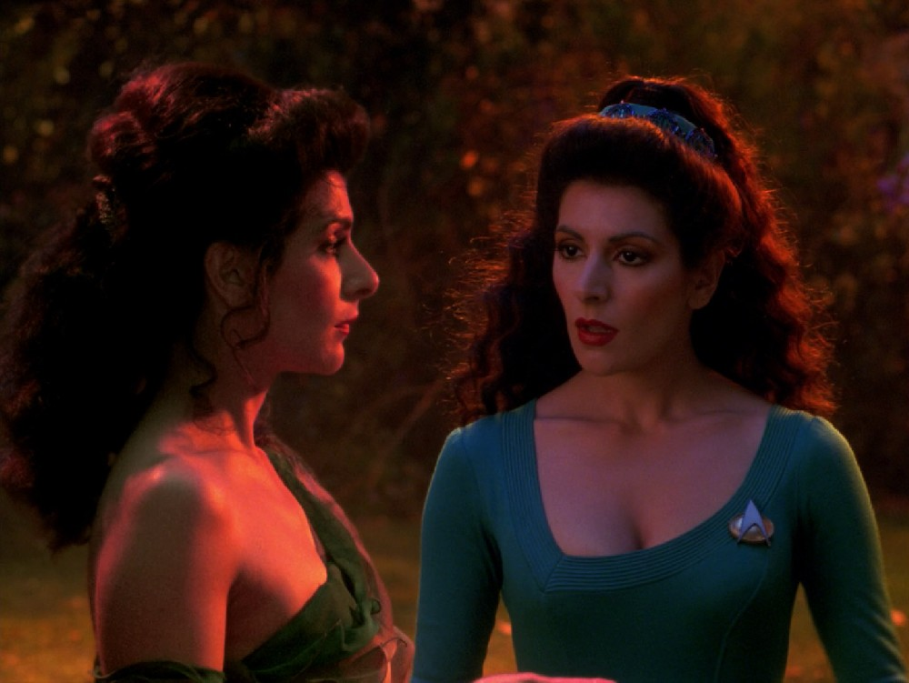 Star Trek - The Next Generation - saison 3 - 22