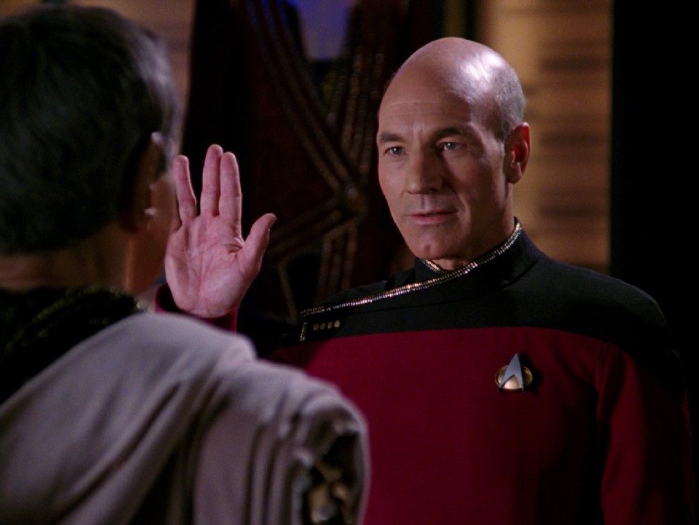 Star Trek - The Next Generation - saison 3 - 26