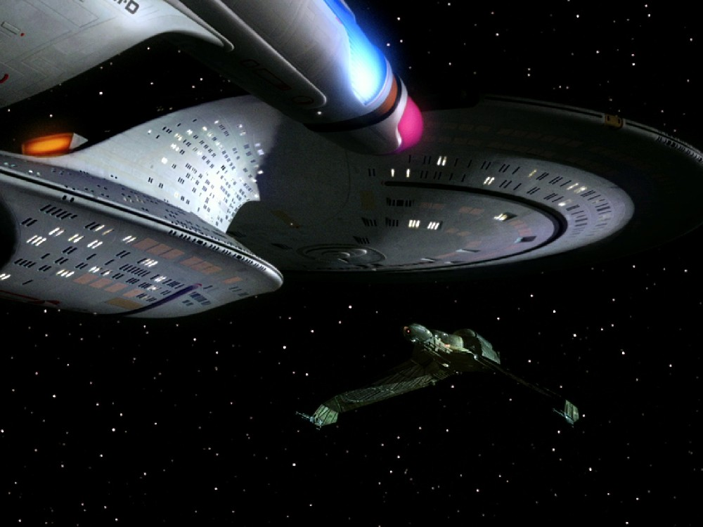 Star Trek - The Next Generation - saison 3 - 27