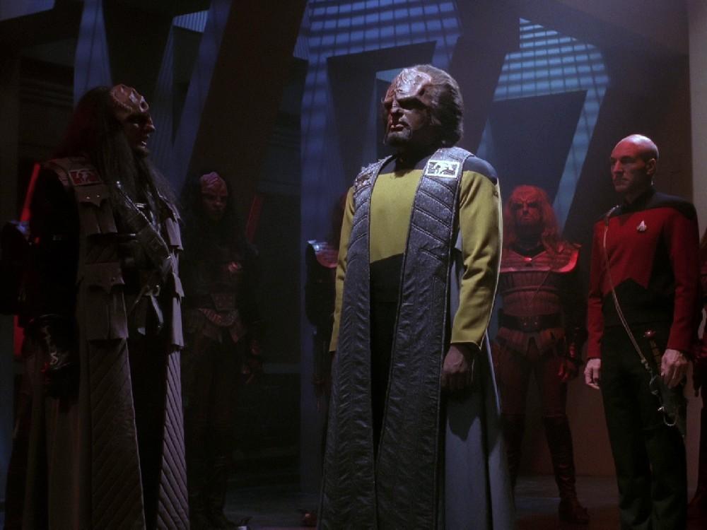 Star Trek - The Next Generation - saison 3 - 28