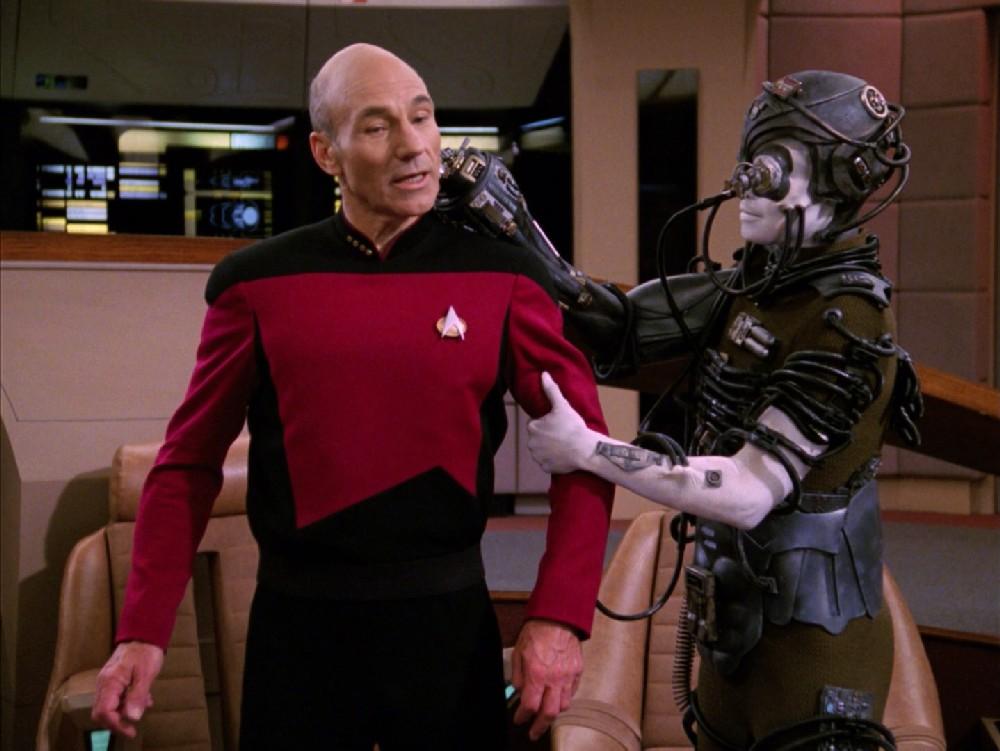 Star Trek - The Next Generation - saison 3 - 31