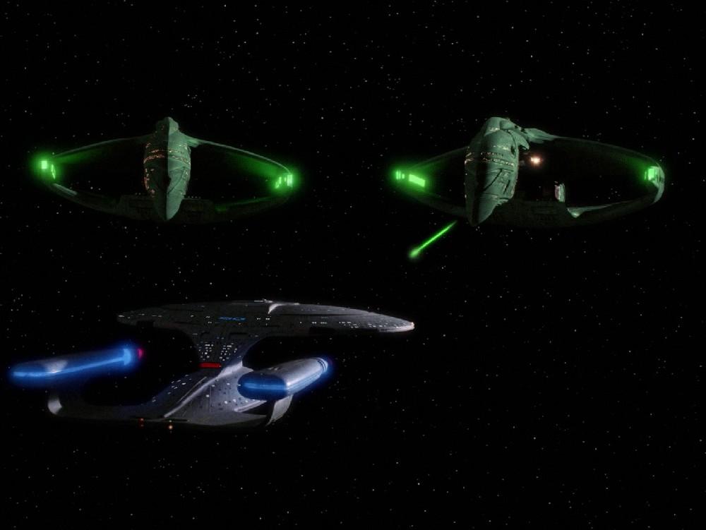 Star Trek - The Next Generation - saison 3 - 34