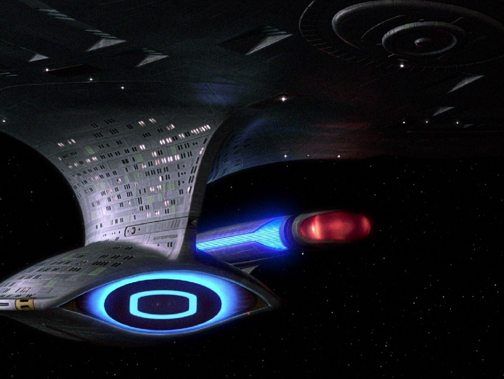 Star Trek - The Next Generation - saison 3 - 35