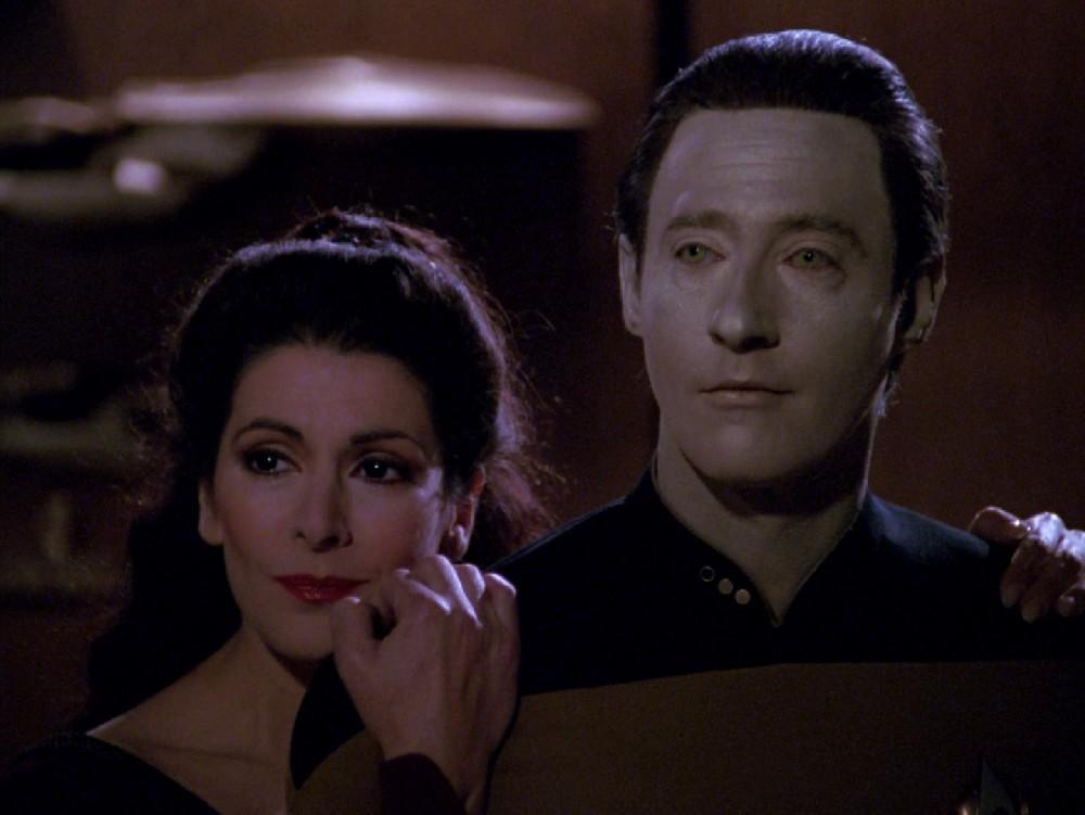 Star Trek - The Next Generation - saison 3 - 44