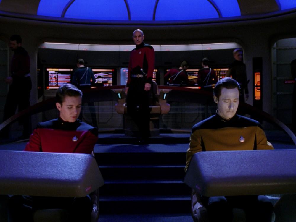 Star Trek - The Next Generation - saison 3 - 46