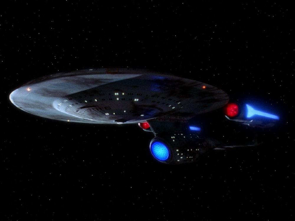 Star Trek - The Next Generation - saison 3 - 47