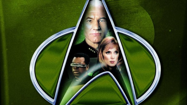 Star Trek The Next Generation - saison 3 - une