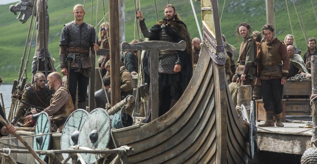 Vikings saison 3 - 01