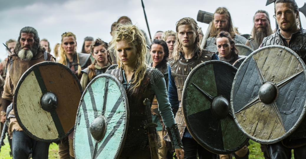 Vikings saison 3 - 13