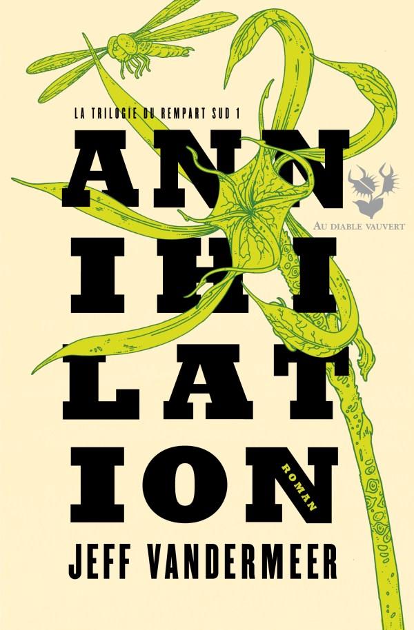 Annihilation - VanderMeer - couverture