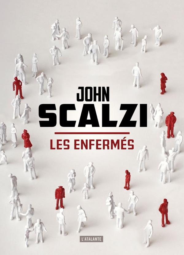 Les enfermés - Scalzi - couverture