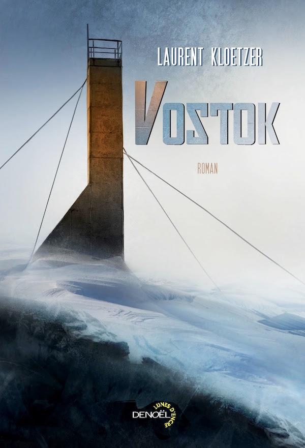 Vostok - Kloetzer - couverture