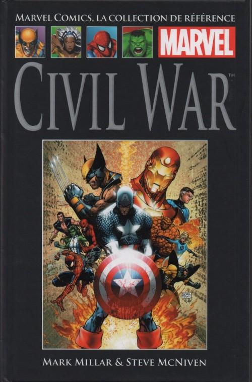 Comics Hachette 41 - Civil War