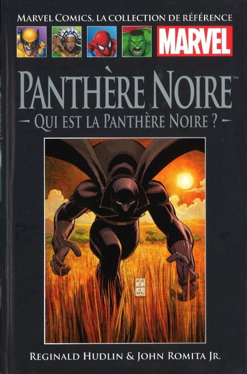 Comics Hachette 52 - Panthère Noire Qui est la Panthère Noire