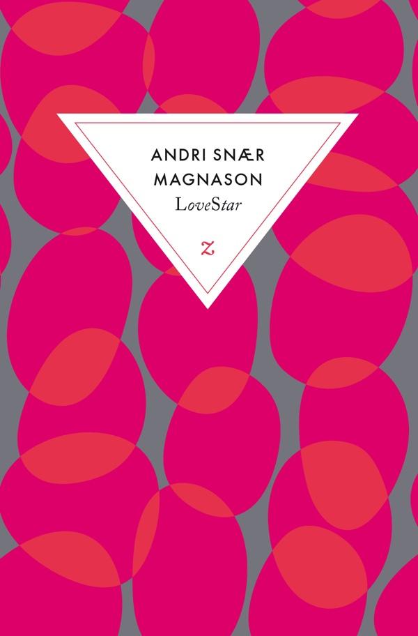 LoveStar - Magnason - couverture