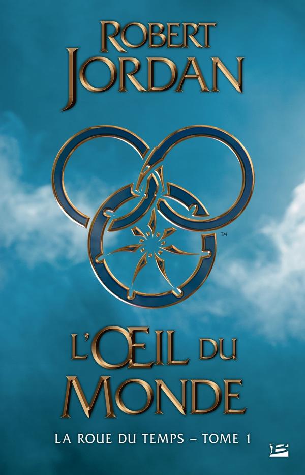 L'oeil du monde - Jordan - couverture