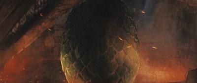L'oeuf de dragon - Martin - une