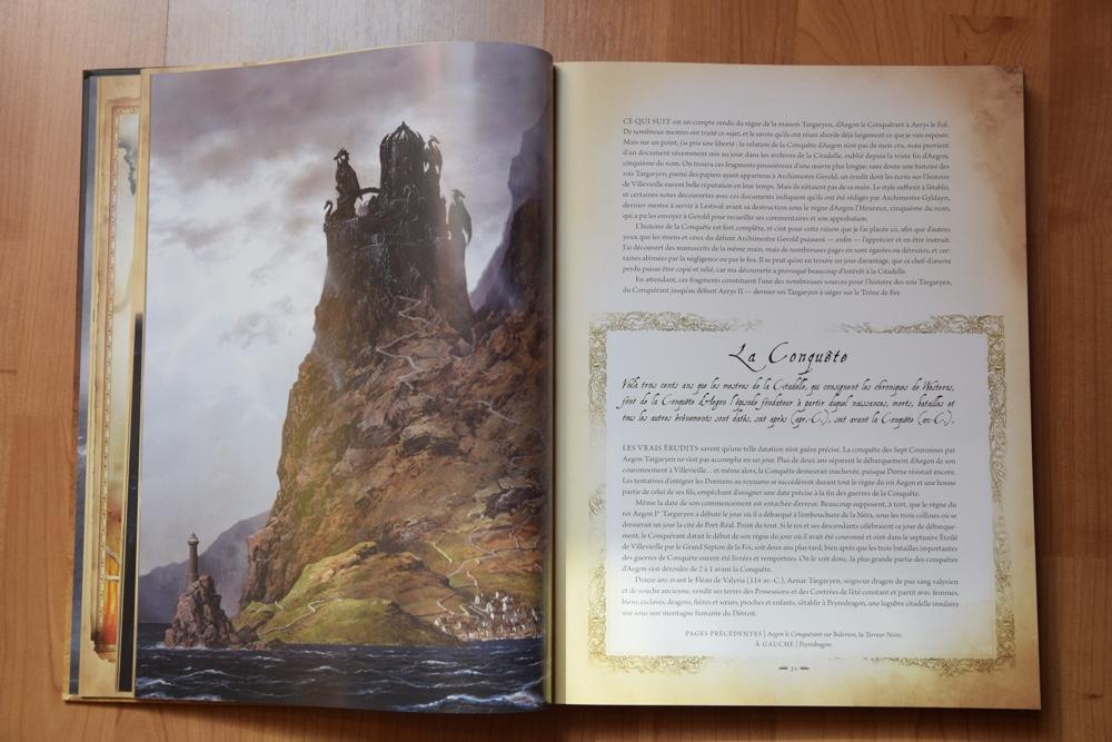 Game of thrones - Les origines de la saga - martin - 01