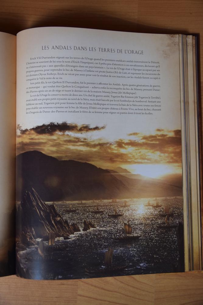 Game of thrones - Les origines de la saga - martin - 08