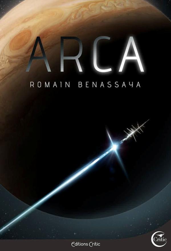 Arca - Benassaya - couverture