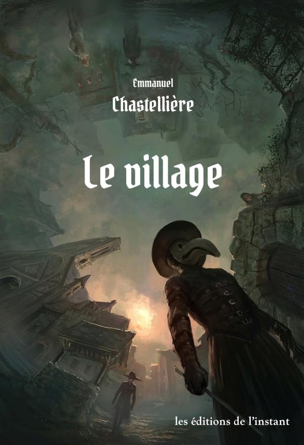 Le village - Chastellière - couverture