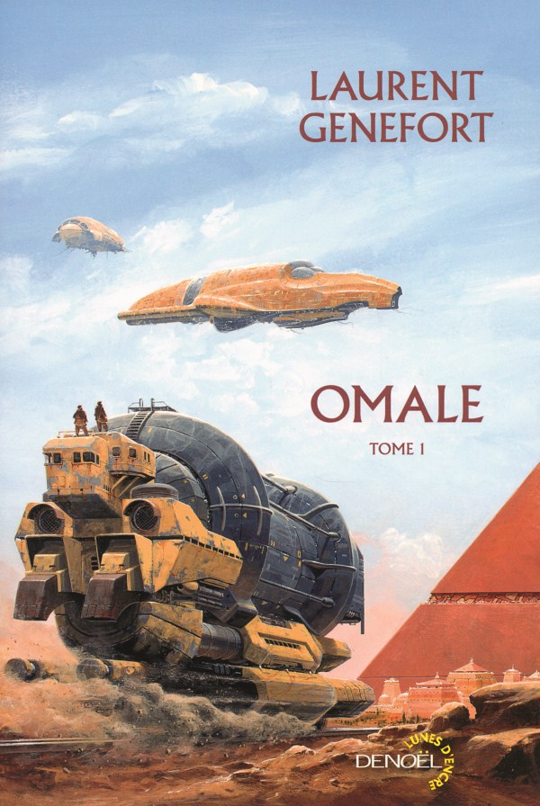 Omale tome 1 - Genefort - couverture