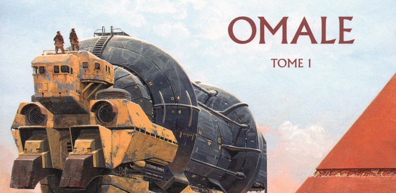 Omale tome 1 - Genefort - une