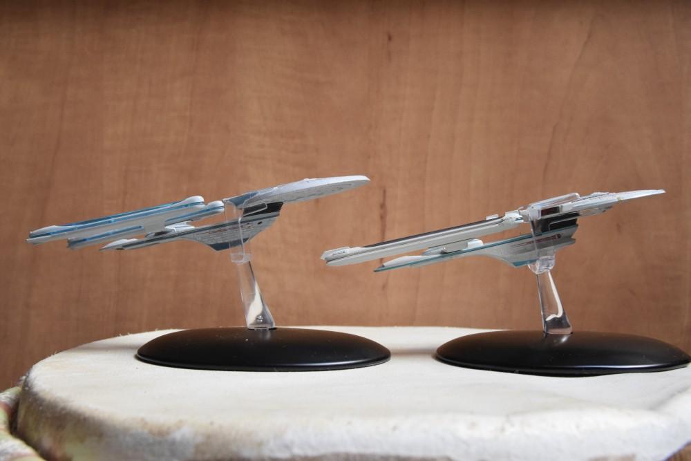 USS Enterprise B et Excelsior 02