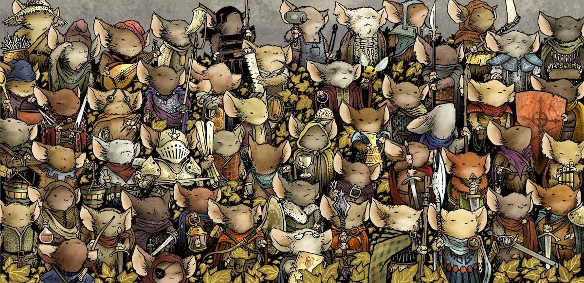 Légendes de la Garde - 06