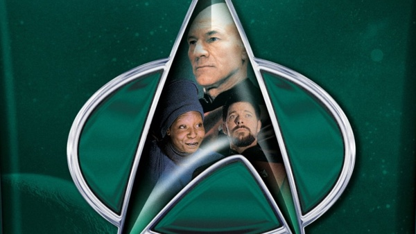 Star Trek The Next Generation - saison 4 - une