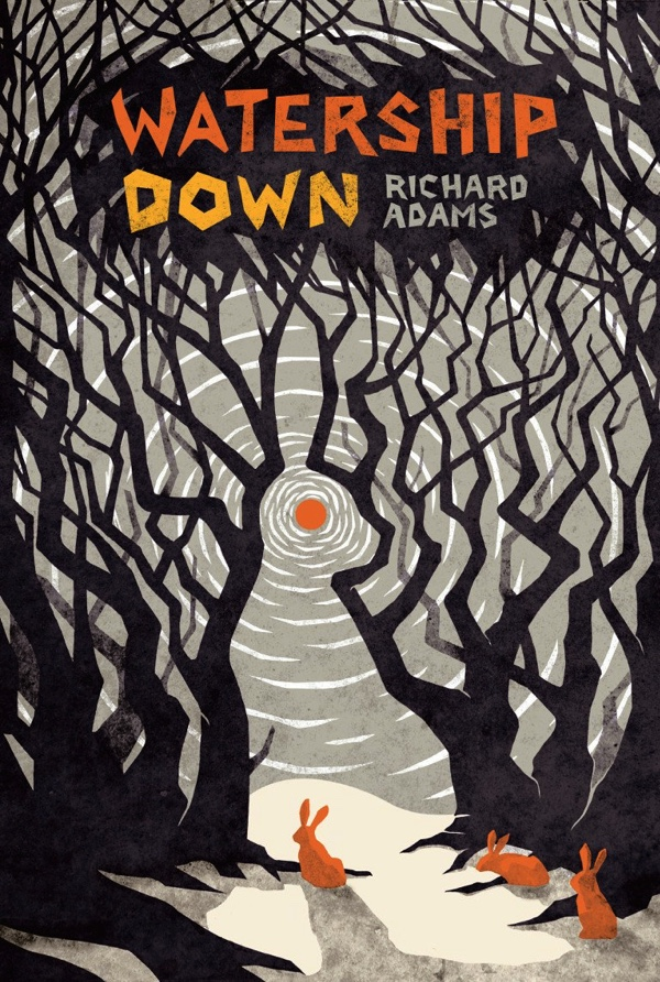 Watership down - Adams - couverture