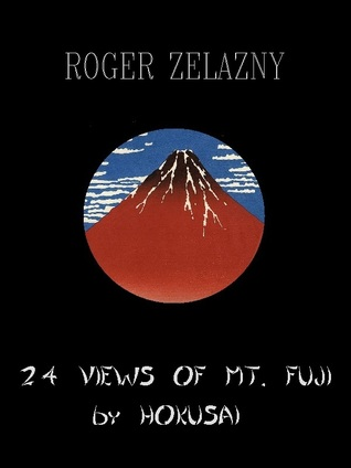 24 views of Mt Fuji by Hokusia - Zelazny - couverture