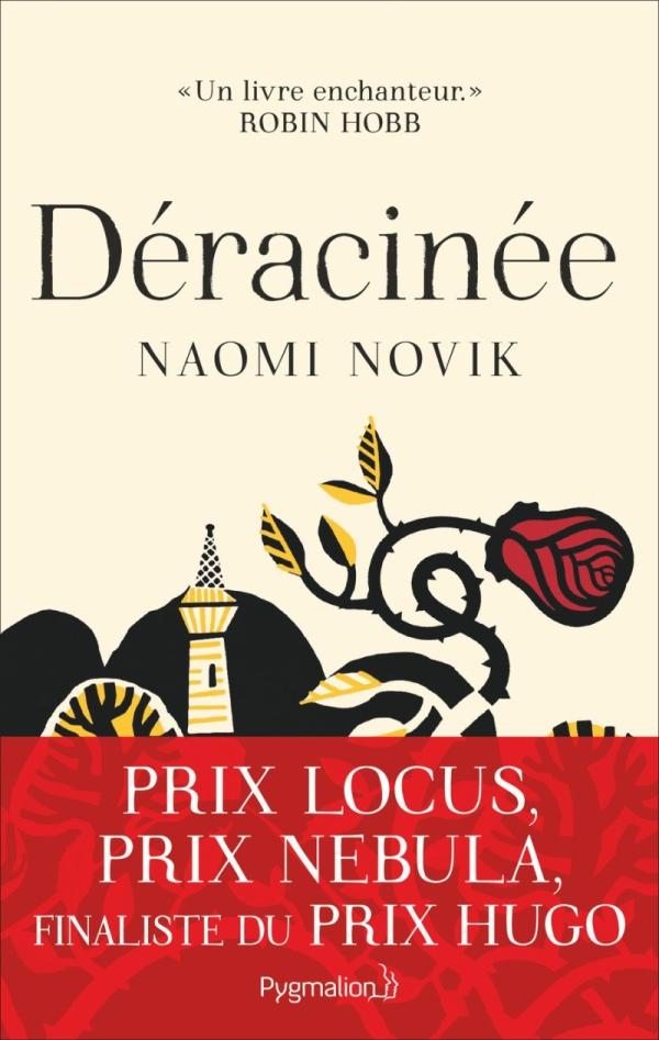 Déracinée - Novik - couverture