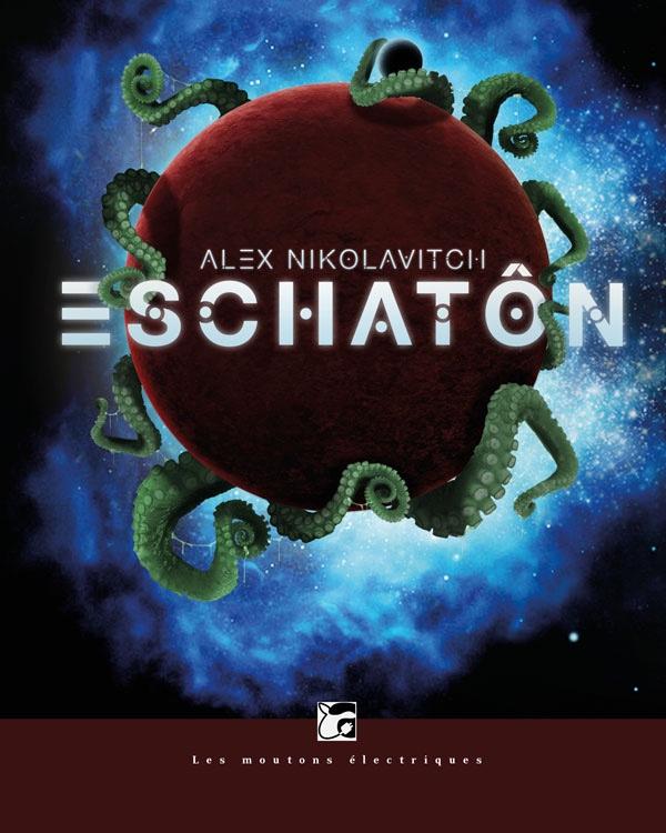 Eschatôn - Nikolavitch - couverture